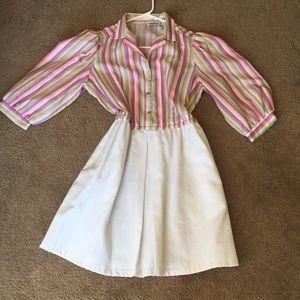 Dresses & Skirts - Vintage dress size medium